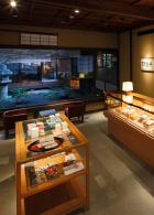 おもたせ(物販店)京都:堺町店の店内