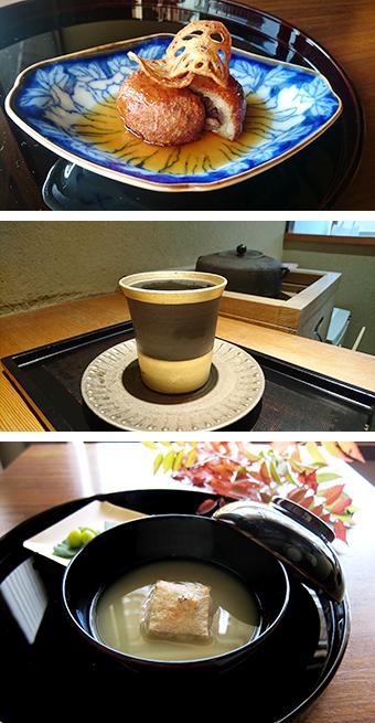 堺町店 茶菓席 季節限定メニューのお知らせ
