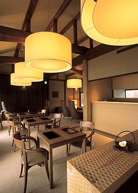 堺町店(茶菓席)