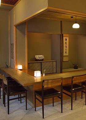 おもたせ(物販店)東京:丸の内店の店内